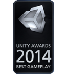 Unity Gameplay Award
