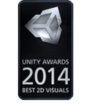 Unity 2D Visuals Award